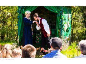 Grimms Märchen am Theater für die Jugend Burghausen