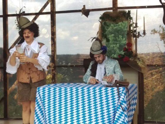 """Figaros Hochzeit am """"Theater für die Jugend"""" Burghausen"""