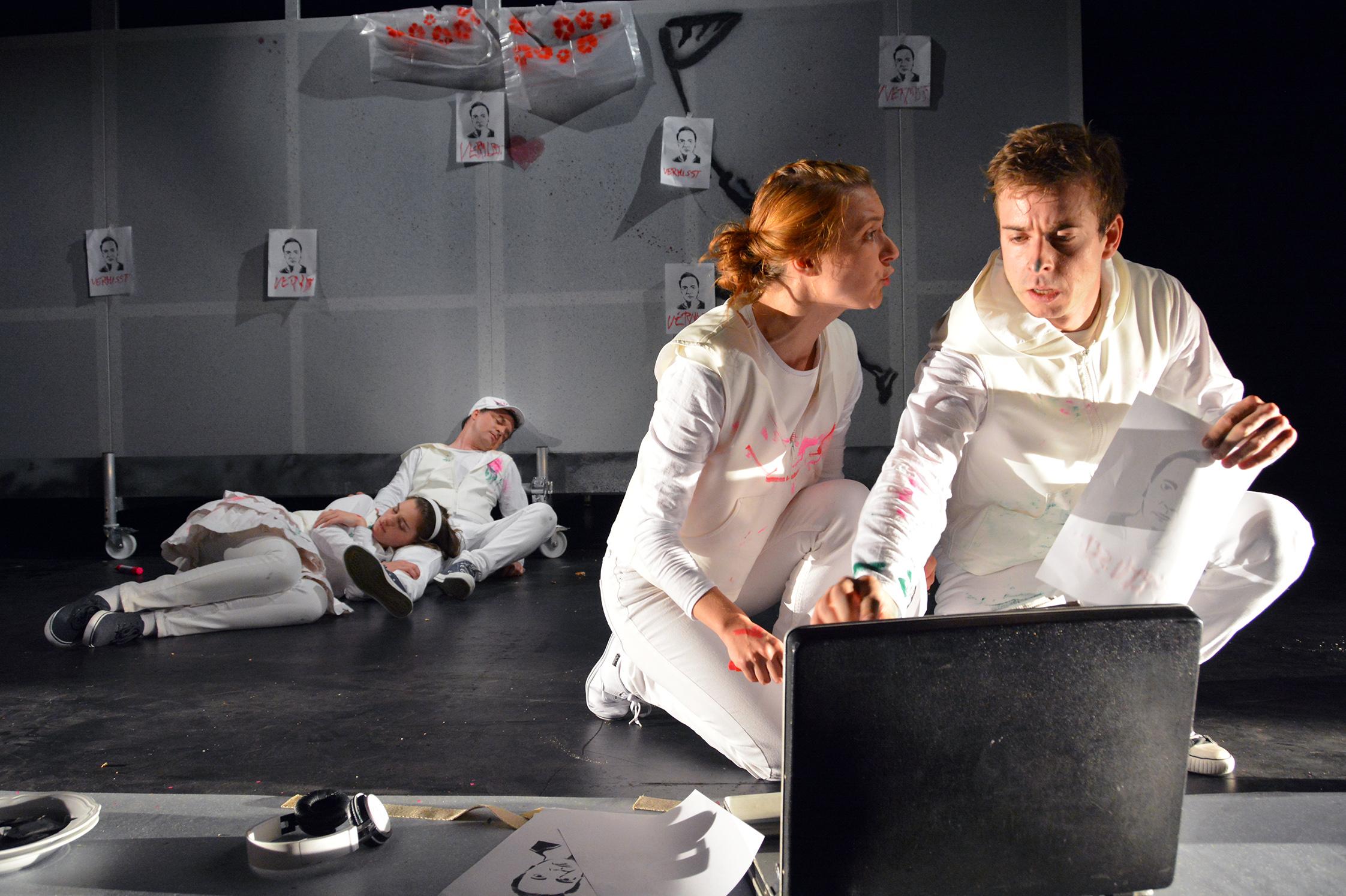 """""""Feuer Fangen"""" am Landestheater Nord"""