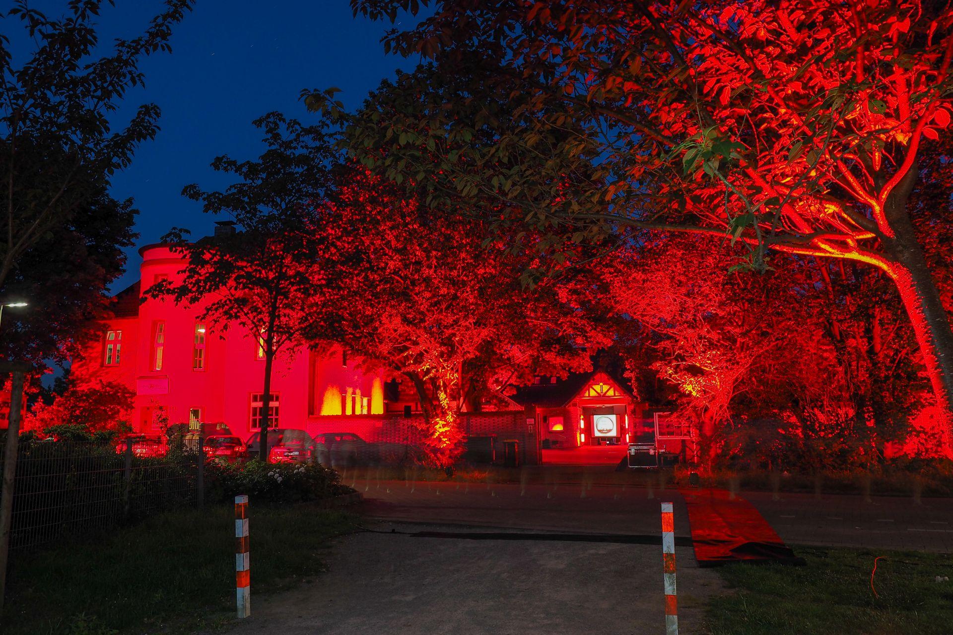 Burghofbühne, Landestheater im Kreis Wesel